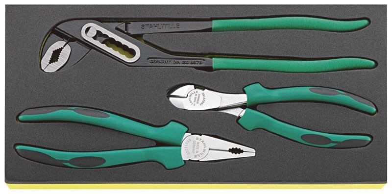 STAHLWILLE スタビレー セット工具 プライヤーセット (96838775)