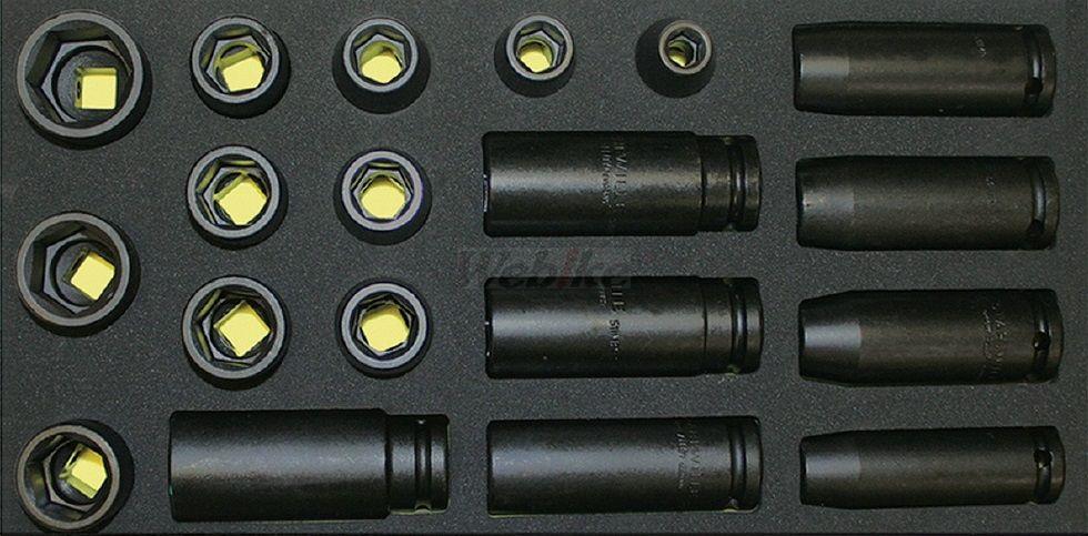 STAHLWILLE スタビレー インパクトレンチ用ソケット類 インパクトソケット (96838777)