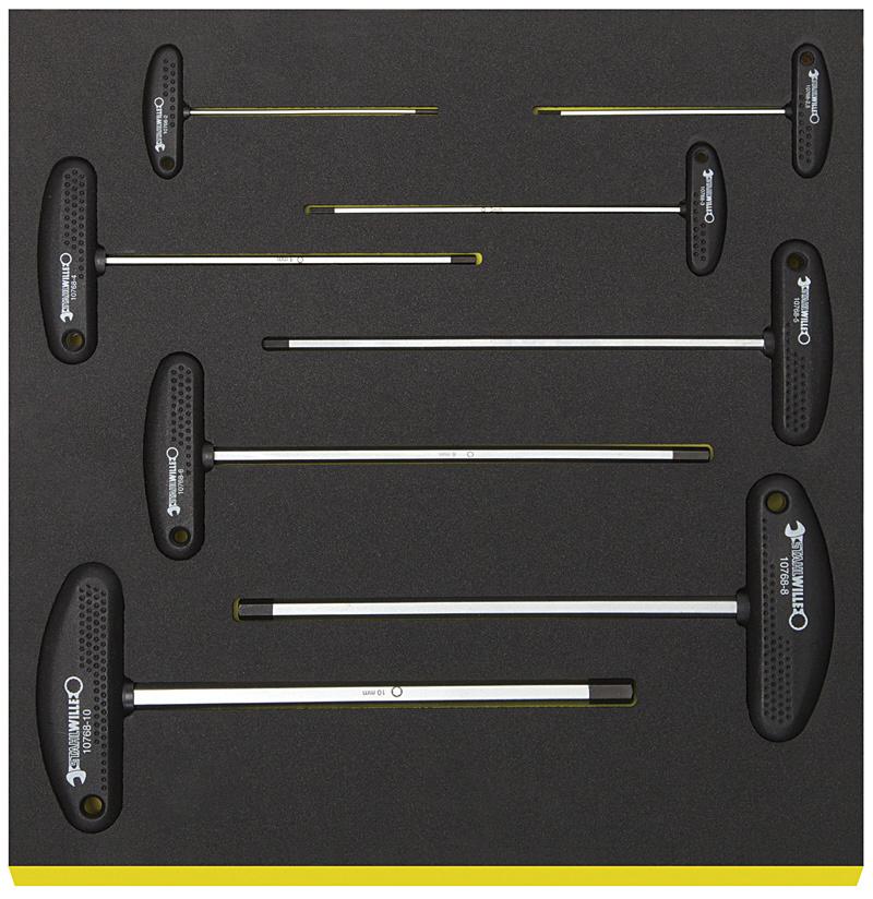 STAHLWILLE スタビレー セット工具 六角ドライバーセット (96838786)