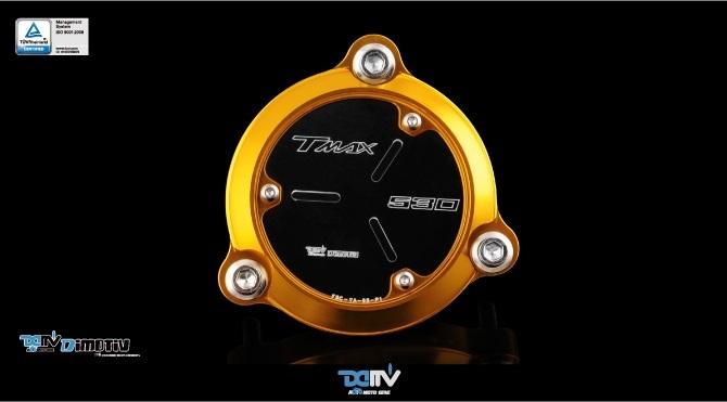 Dimotiv ディモーティヴ その他外装関連パーツ スイングアームピボットカバー (Swingarm Pivot Cover) TMAX530