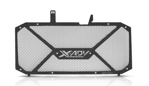 Dimotiv ディモーティヴ コアガード ラジエーターガードカービング (Radiator Guard - Carving) カラー:チタニウム X-ADV 2017