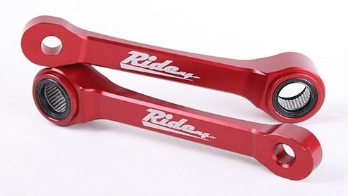 Ride Engineering ライドエンジニアリング 車高調整関係 サスペンションロングプルロッド (リンク) CRF450R (17-18)、CRF450RX (17-18)