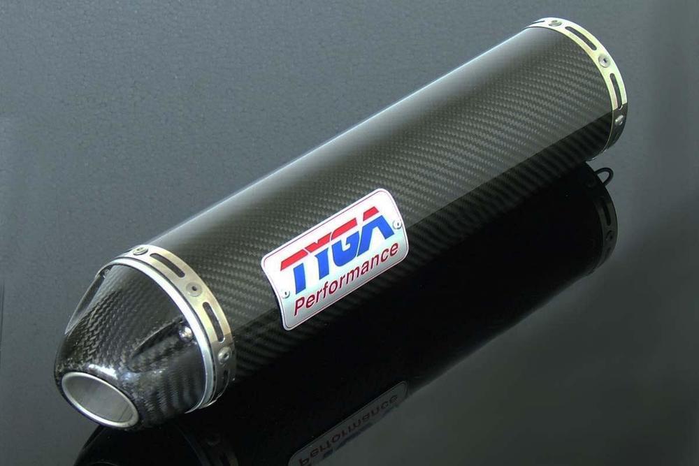 【送料無料】マフラー ニンジャ250R TYGA PERFORMANCE タイガパフォーマンス EXSL-0132(p)  TYGA PERFORMANCE タイガパフォーマンス バッフル・消音装置 サイレンサー ニンジャ250R