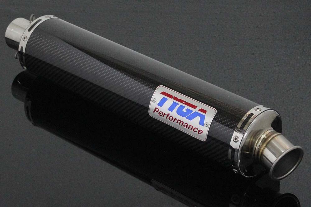 TYGA PERFORMANCE タイガパフォーマンス バッフル・消音装置 サイレンサー VFR400R NC30/ RVF400 NC35、etc
