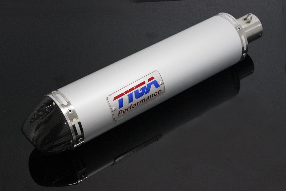 【送料無料】マフラー TYGA PERFORMANCE タイガパフォーマンス EXSL-0133(p)  TYGA PERFORMANCE タイガパフォーマンス バッフル・消音装置 サイレンサー