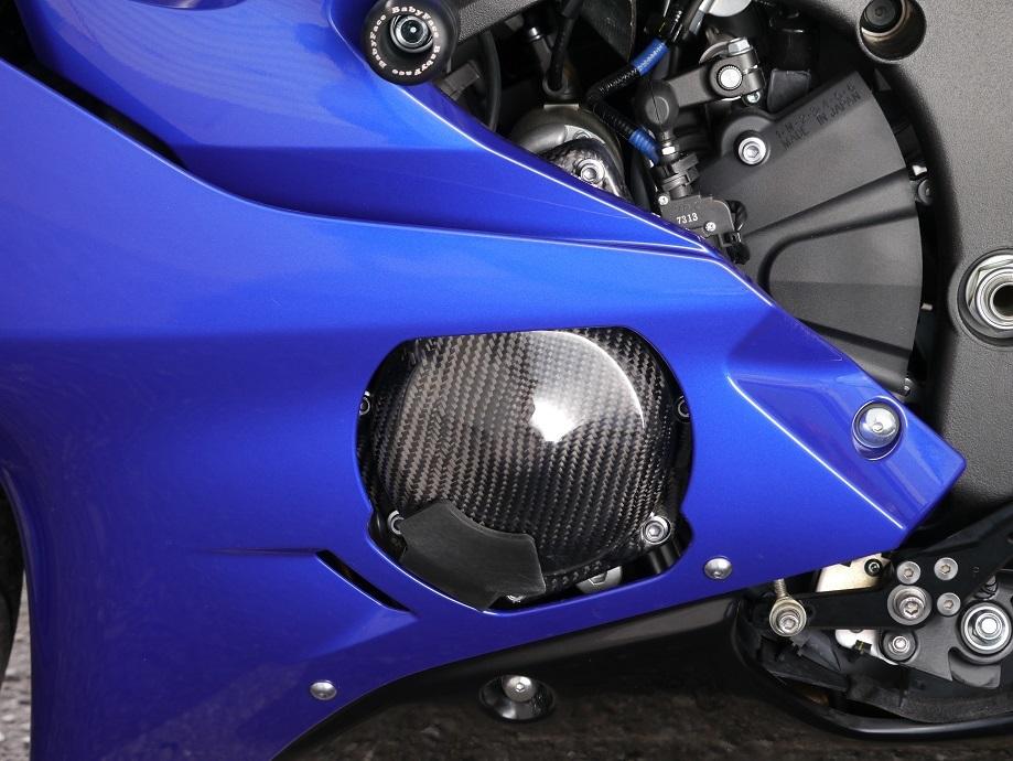 才谷屋 サイタニヤ ガード・スライダー エンジンプロテクター タイプ:カーボン綾織 YZF-R6