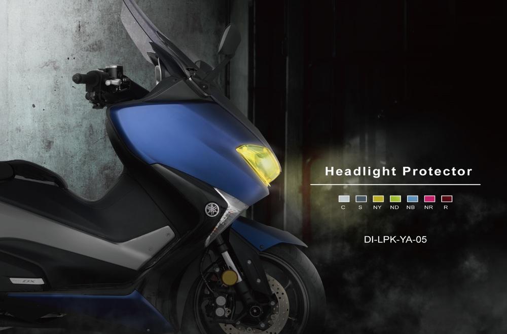 Dimotiv ディモーティヴ ヘッドライトプロテクター (Headlight Protector) TMAX 530 DX 17-18 TMAX 530 SX 17-18