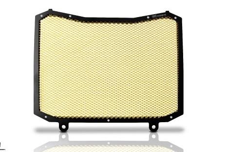Dimotiv ディモーティヴ コアガード ラジエーターガード (Radiator Guard) カラー:ゴールド G310R 17-18