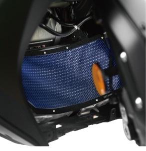 Dimotiv ディモーティヴ コアガード・ラジエーターカバー ラジエーターガード (Radiator Guard) TMAX530 TMAX530