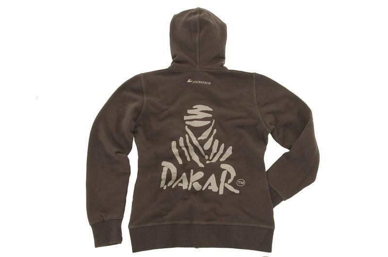 TOURATECH ツラーテック カジュアルウェア Dakar フードスウェットジャケット サイズ:S