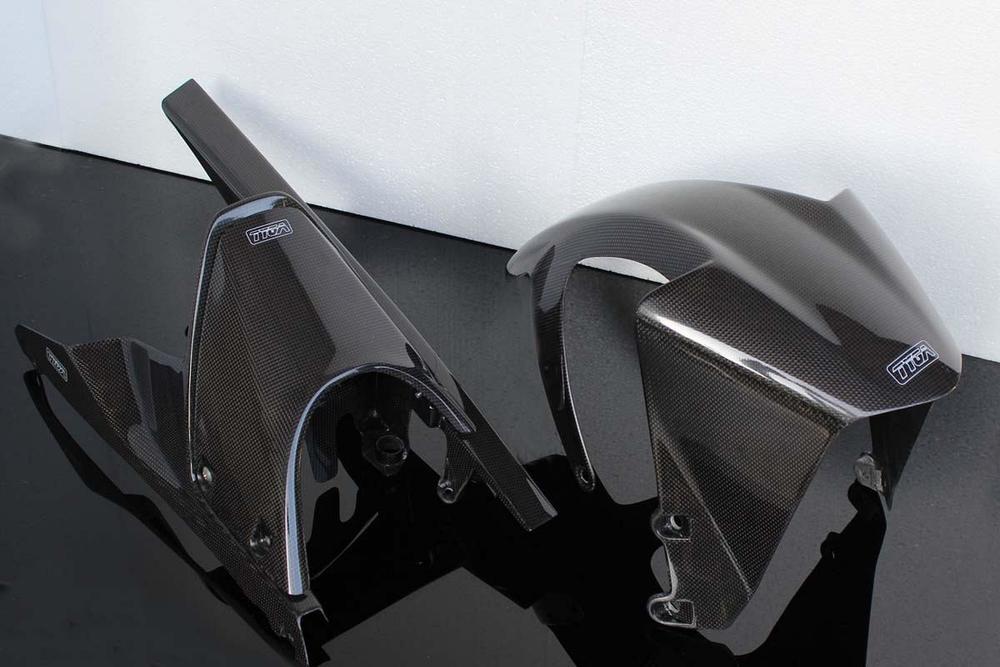 TYGA PERFORMANCE タイガパフォーマンス カーボンセット RC125 RC200 RC250 RC390
