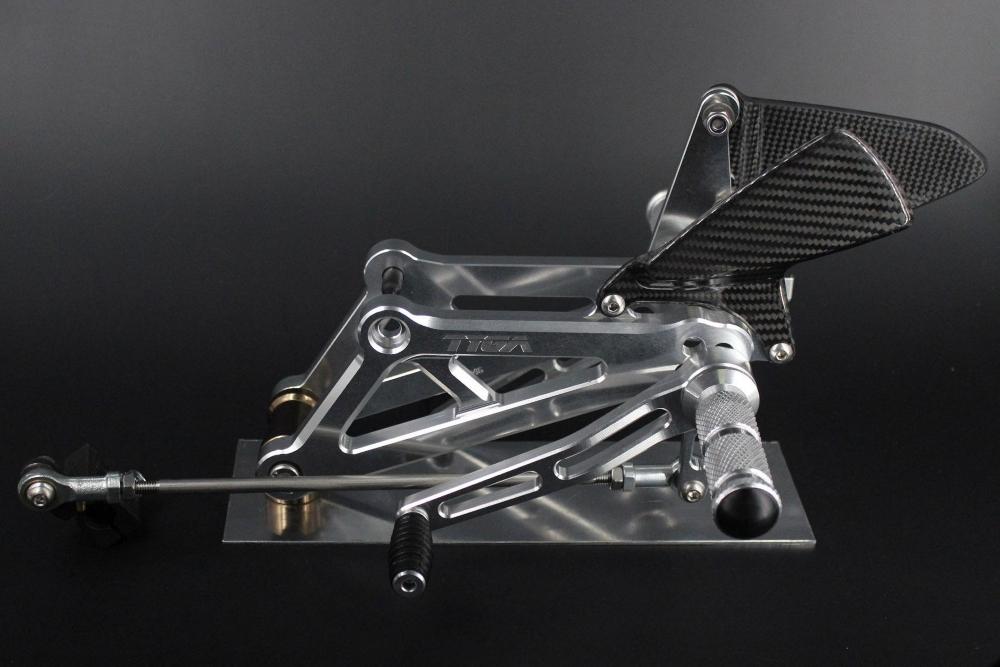 TYGA PERFORMANCE タイガパフォーマンス バックステップ レーシングステップキット CBR250R (2011-) CBR300R