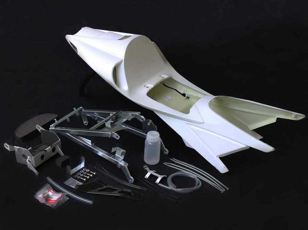TYGA PERFORMANCE タイガパフォーマンス シートカウル シートセット RVF400 NC35