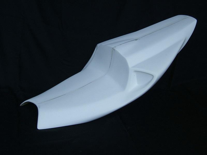 TYGA PERFORMANCE タイガパフォーマンス シートカウルアッシー CBR1000RR、2004-2005