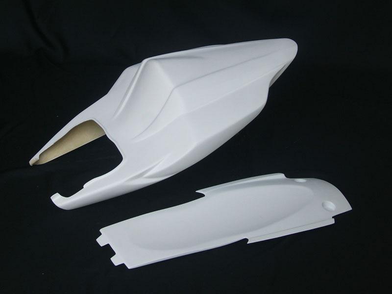 TYGA PERFORMANCE タイガパフォーマンス シートカウル GSX-R1000 GSX-R1000 GSX-R1000 GSX-R1000
