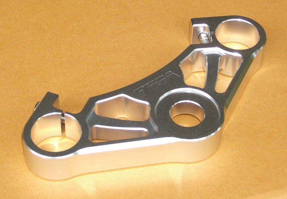 TYGA PERFORMANCE タイガパフォーマンス トップトリプルクランプ CNC NSR150