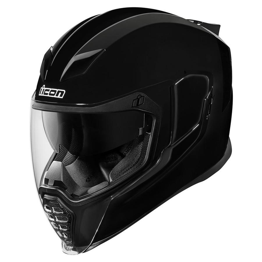 ICON アイコン フルフェイスヘルメット AIRFLITE GLOSS HELMET[エアフライト グロス ヘルメット] サイズ:L(59-60cm)