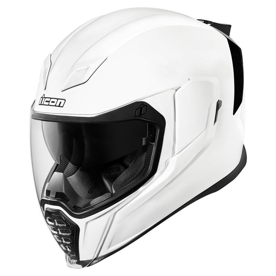 ICON アイコン フルフェイスヘルメット AIRFLITE GLOSS HELMET[エアフライト グロス ヘルメット] サイズ:S(55-56cm)