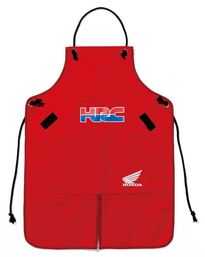TYGA PERFORMANCE タイガパフォーマンス その他グッズ Workshop Apron Honda/HRC COLOR:Red