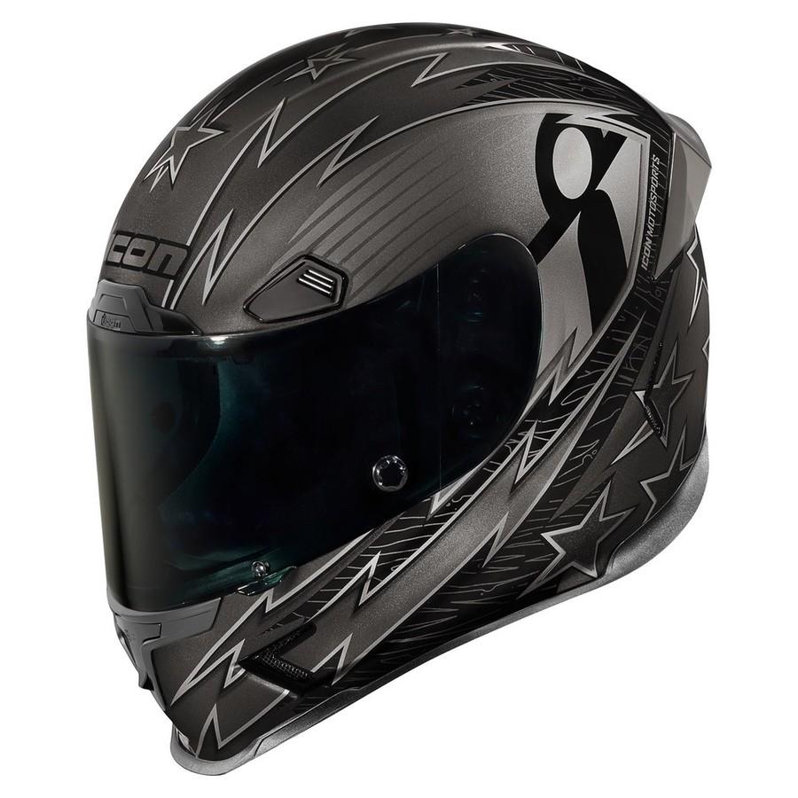 ICON アイコン フルフェイスヘルメット AIRFRAME PRO WARBIRD HELMET[エアーフレーム プロ ワーバード ヘルメット] サイズ:2XL(63-64cm)