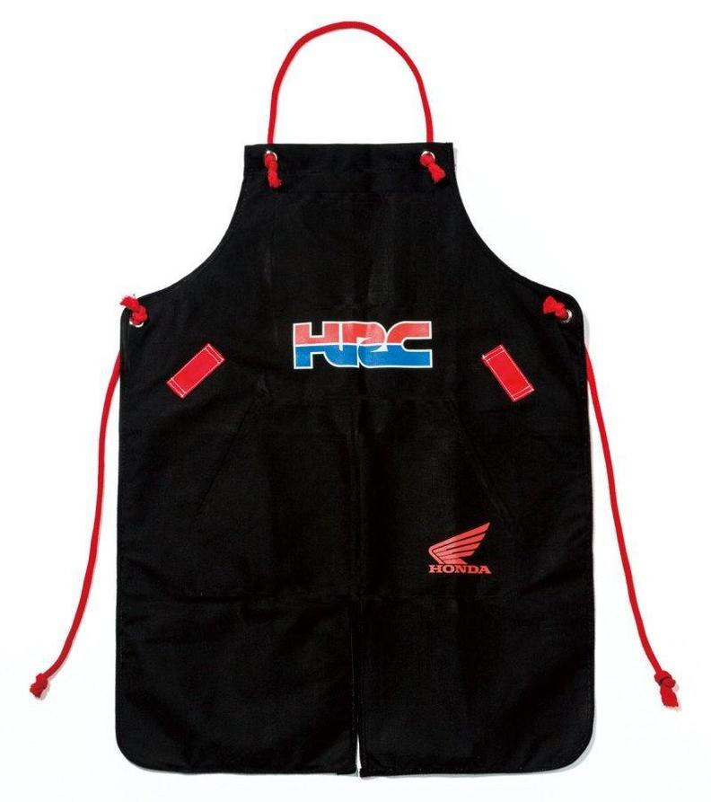 TYGA PERFORMANCE タイガパフォーマンス その他グッズ Workshop Apron Honda/HRC COLOR:Black