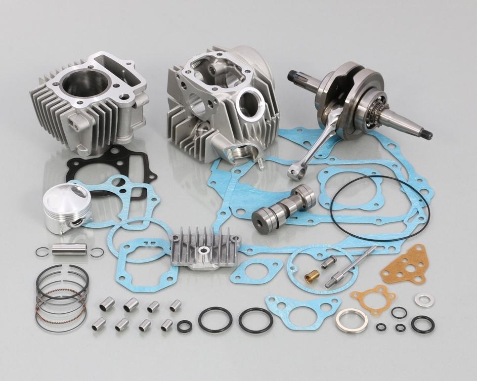 キタコKITACO 信用 ボアアップキット 108cc スタンダード ボアアップ ゴリラ KITACO タイプ2 モンキー 値下げ キタコ