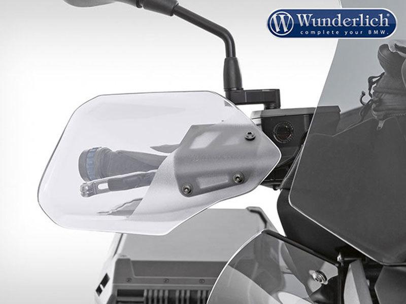 Wunderlich ワンダーリッヒ ハンドガード 「クリアプロテクト」 カラー:クリアー G310GS G310R