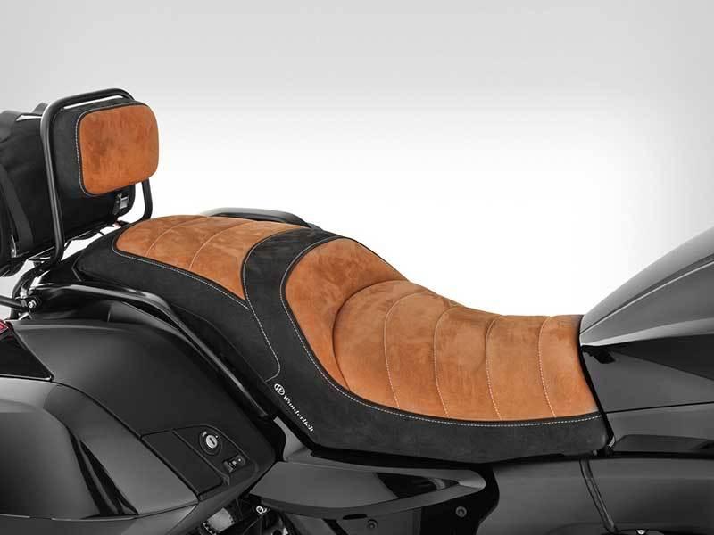 Wunderlich ワンダーリッヒ シート本体 ERGOコンフォートシート カラー:ブラウン K1600 Grand America K1600B