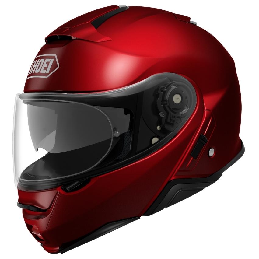 SHOEI ショウエイ システムヘルメット NEOTECII [ネオテック2 ワインレッド] ヘルメット サイズ:S (55cm)