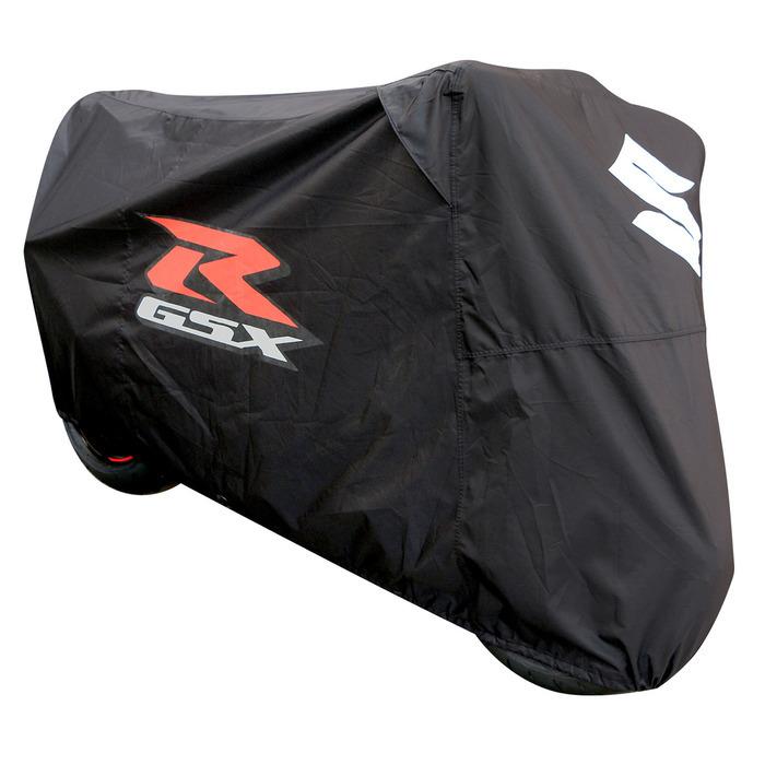 US SUZUKI 北米スズキ純正アクセサリー バイクカバー GSX-R サイクルカバー【GSX-R Cycle Cover】 GSX-R1000 GSX-R600 GSX-R750