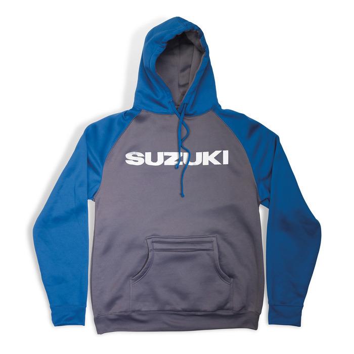 US SUZUKI 北米スズキ純正アクセサリー カジュアルウェア League Hoodie サイズ:1XL