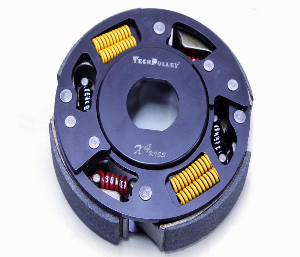 TechPulley テックプーリー X4 KISS アドバンスドバージョンクラッチ GTS 300 RV 250 RV 270 CRUISYM300