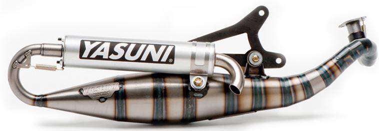 55%以上節約 YASUNI ヤスニ Stainless フルエキゾーストマフラー R Aluminum EVO Stainless Exhaust System Aluminum ヤスニ Slip-On【ヨーロッパ直輸入品】, スポーツハウス:aa47cf13 --- canoncity.azurewebsites.net