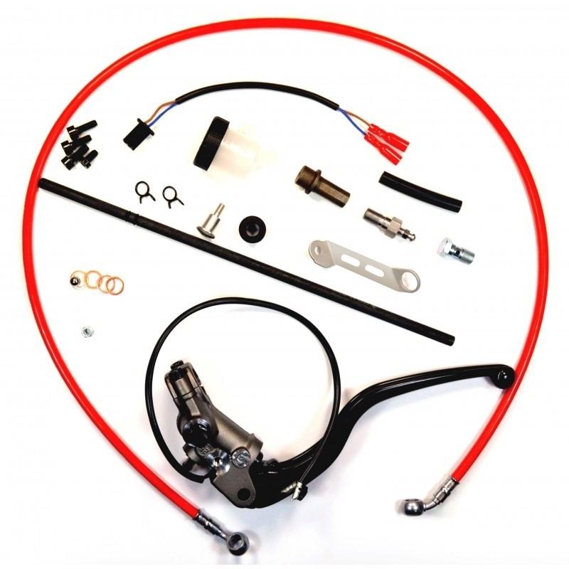 【イベント開催中!】 DUCABIKE ドゥカバイク スロットルワイヤー・クラッチワイヤー・チョークケーブル ハイドロリッククラッチホース コンバージョンキット HYPERMOTARD 939 SP (SP専用)