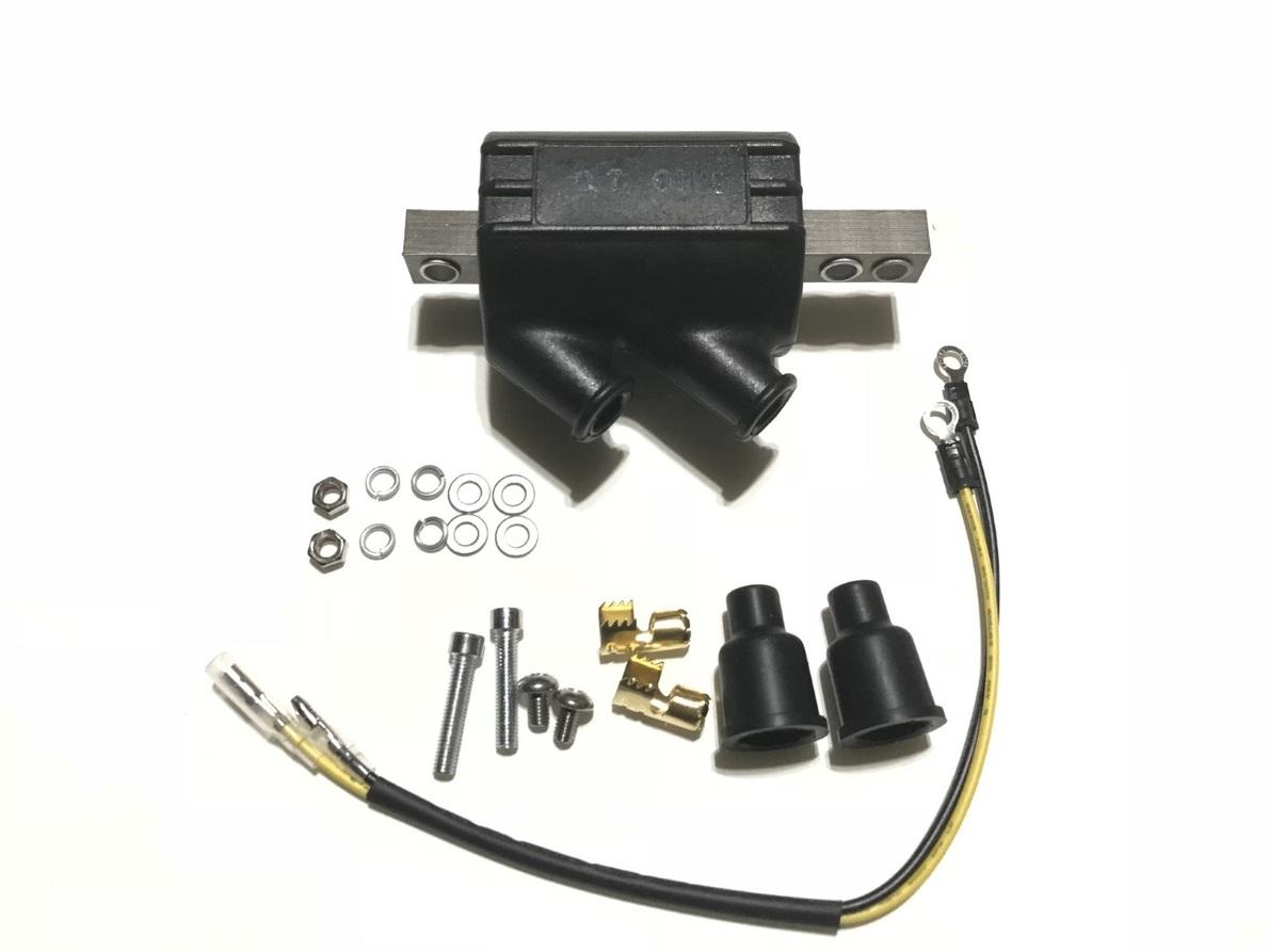 H.Craft Hクラフト イグニッションコイル・ポイント・イグナイター関連 ハイパワーイグニッションコイル 0.7Ω デュアルリード