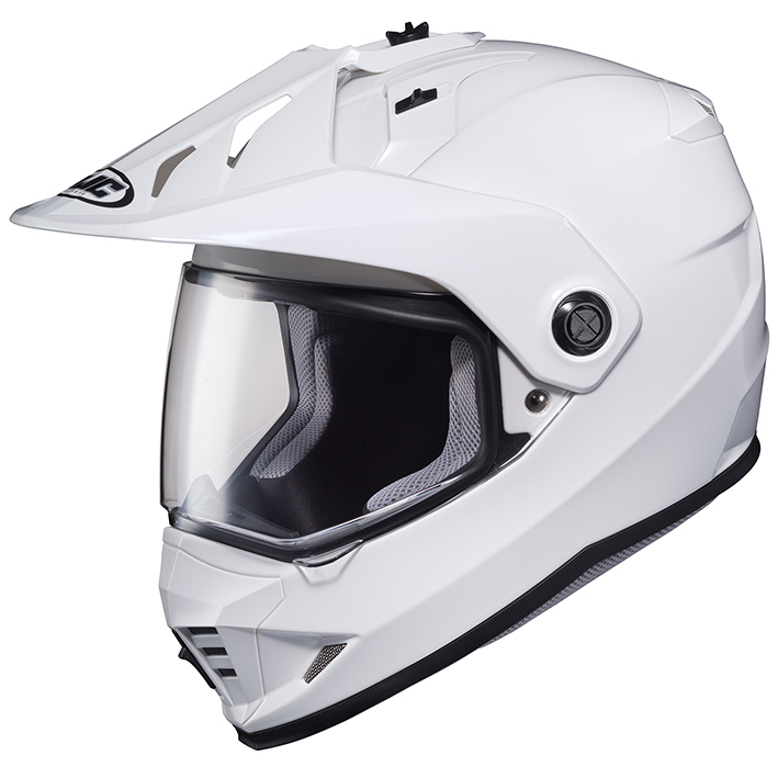 【イベント開催中!】 HJC エイチジェイシー オフロードヘルメット HJH133 DS-X1 SOLID ソリッド サイズ:L (59-60)