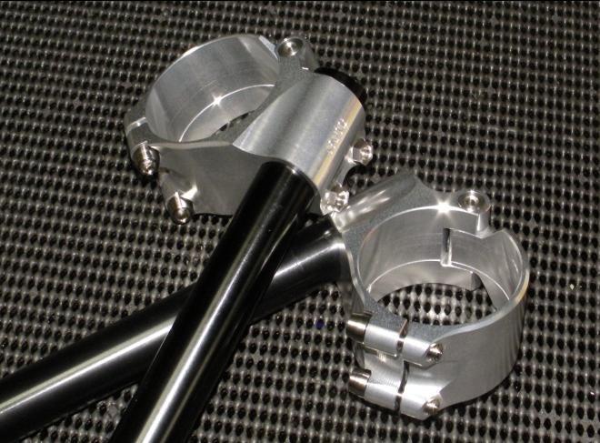 NA Metal Craft エヌエーメタルクラフト セパレートハンドル Solid Quick Release Handle (ソリッドクイックリリースハンドル) 305mm 垂角:10度