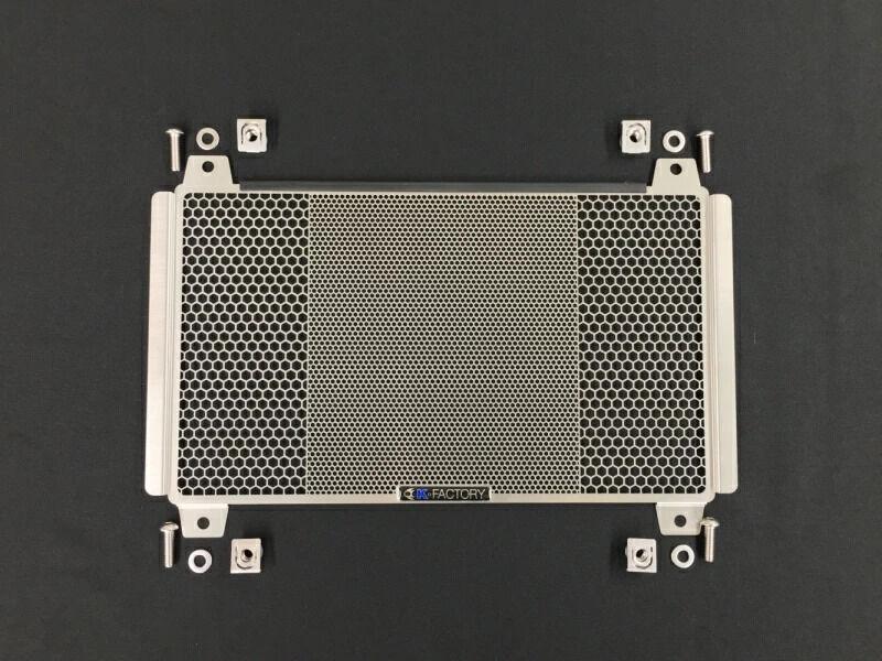 K-FACTORY Kファクトリー ケイファクトリー ラジエターコアガード NINJA250 NINJA400