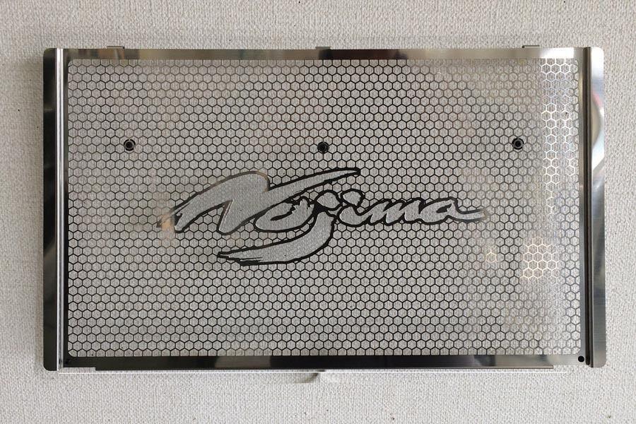 NOJIMA ノジマ ラジエーターコアガード タイプ:タイプ A(センターロゴ) Z900RS(18)