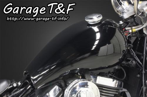 ガレージT&F ストレッチタンクキット バルカン400 バルカン400II バルカンクラシック400