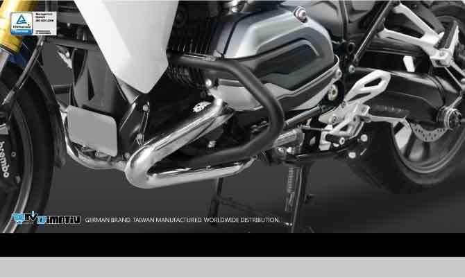 Dimotiv ディモーティヴ ガード・スライダー エンジンガード (Engine Guard) R1200R R1200RS