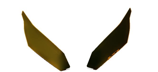 Dimotiv ディモーティヴ ヘッドライトプロテクター X-ADV