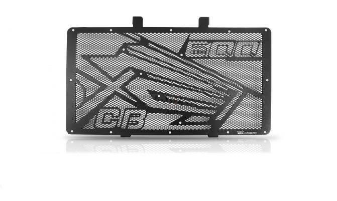 Dimotiv ディモーティヴ コアガード ラジエーターガードスペシャル(Radiator Guard - Special) カラー:Black CB600F Hornet 2007-2012