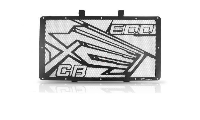 Dimotiv ディモーティヴ コアガード ラジエーターガードスペシャル(Radiator Guard - Special) カラー:Silver CB600F Hornet 2007-2012