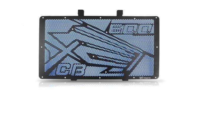 Dimotiv ディモーティヴ コアガード ラジエーターガードスペシャル(Radiator Guard - Special) カラー:Blue ホーネット600
