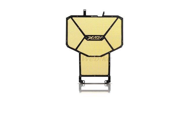 Dimotiv ディモーティヴ コアガード ラジエーターガードスペシャル(Radiator Guard - Special) カラー:Gold X-ADV 2017
