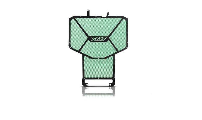Dimotiv ディモーティヴ コアガード ラジエーターガードスペシャル(Radiator Guard - Special) カラー:Dark Green X-ADV 2017
