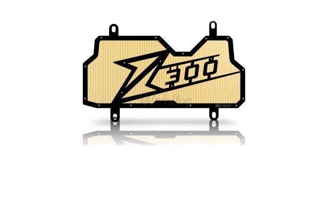Dimotiv ディモーティヴ コアガード ラジエーターガードスペシャル(Radiator Guard - Special) カラー:Gold Z300 15-16