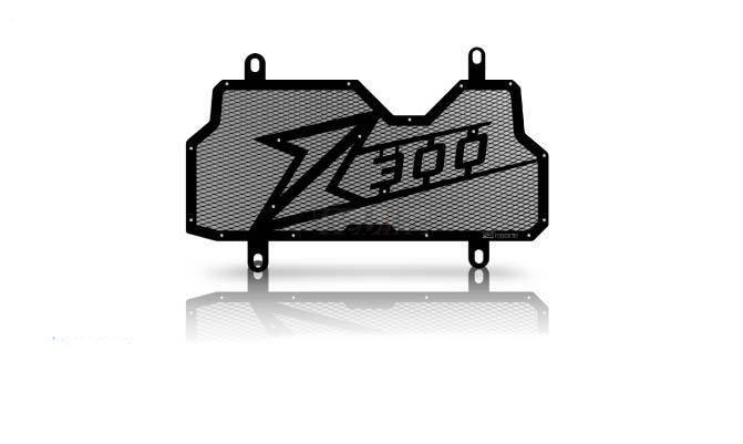 Dimotiv ディモーティヴ コアガード ラジエーターガードスペシャル(Radiator Guard - Special) カラー:Black Z300 15-16