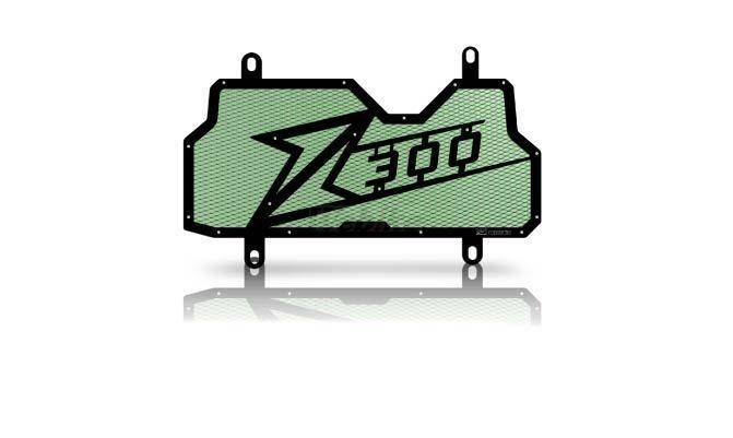 Dimotiv ディモーティヴ コアガード ラジエーターガードスペシャル(Radiator Guard - Special) カラー:Dark Green Z300 15-16
